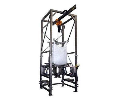 粉体吨袋卸料机